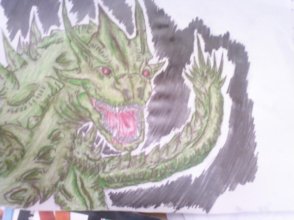Tyranitar by z4tf2derp