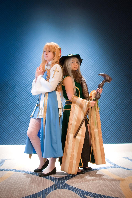 Magical Duo by PaXingCai