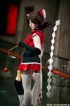 Cheeky Priestess by PaXingCai
