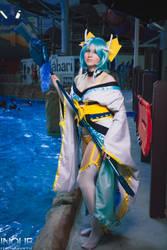 Lancer Kiyohime by PaXingCai