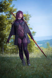 Witch of Dun Scaith