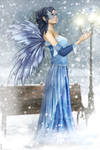 Mother Season Fairies - Winter