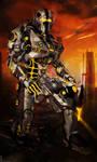 Sedition Soldier - Destroyer