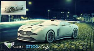 Cobretti GT500 - WIP by Vi2DoubleYu