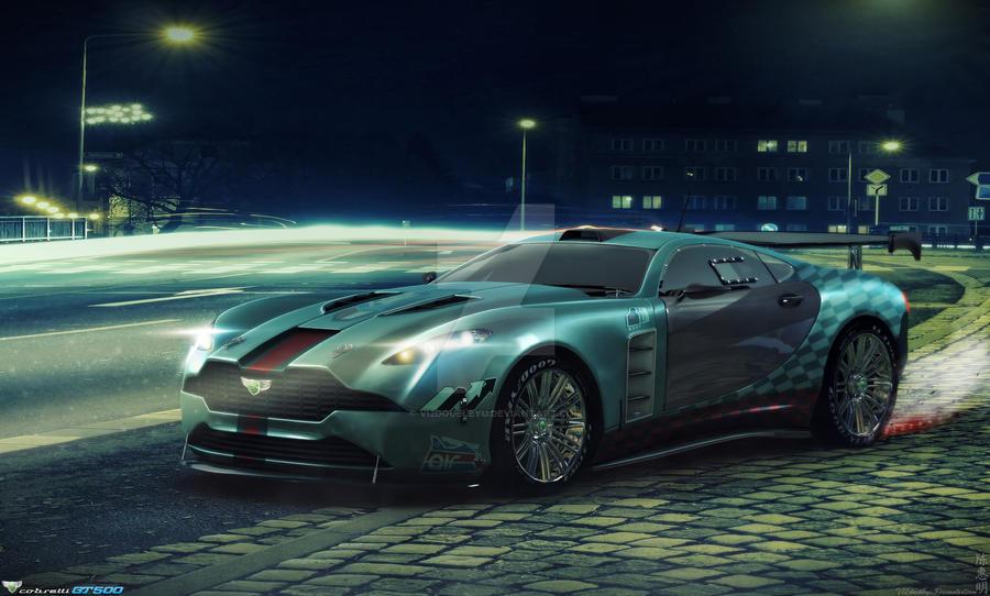 Cobretti GT500 by Vi2DoubleYu
