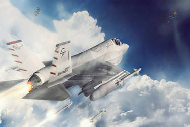 F35 Joint Strike Fighter - Dogfight