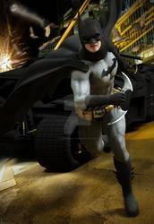 Batman Back To Arkham City