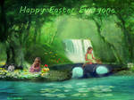 Happy Easter Everyone by 4LadyLilian