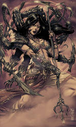 Witchblade annual 2010