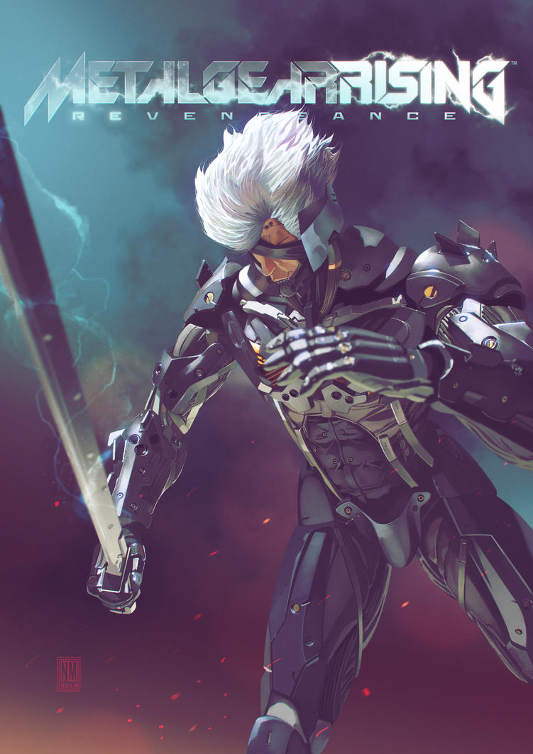 Raiden by panelgutter