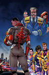 M.A.S.K #10 cover B