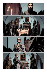 Beasts Of The Black Hand preview page #5