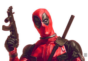 Deadpool smoulder
