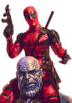 Deadpool Thanos