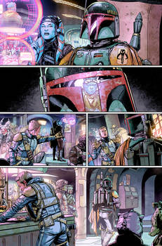 Star Wars-Age Of Rebellion:Boba Fett Page #5