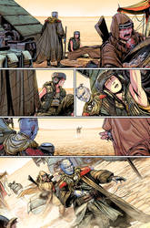 Star Wars-Age Of Rebellion:Boba Fett Page #1