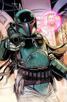 Star Wars-Age Of Rebellion:Boba Fett splash