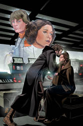Star Wars #75 Greatest Moments Variant
