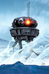Star Wars :Empire Strikes Back Variant #1