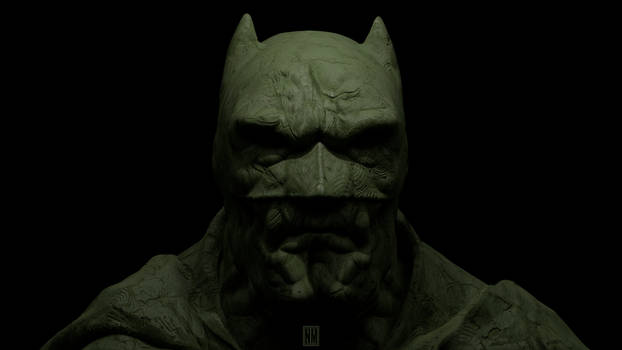Clay Batman