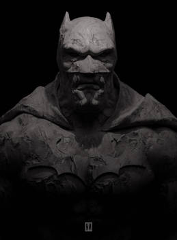 Clay Batman 2
