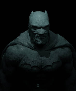 Clay Batman 3