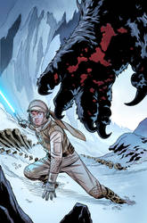 Star Wars :Empire Strikes Back Variant #3