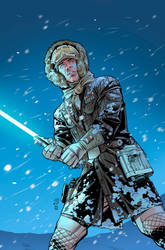 Star Wars :Empire Strikes Back Variant #4