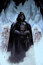 Star Wars :Empire Strikes Back Variant #9