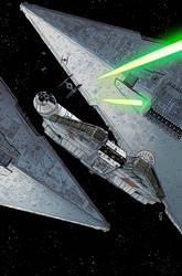 Star Wars :Empire Strikes Back Variant #10