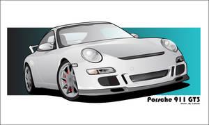 Porsche 911 GT3 by lakoubi