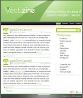 VectiZine WP Theme by lakoubi