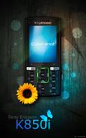 Sony Ericsson K850i by lakoubi