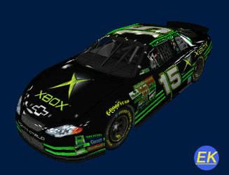 No. 15 XBOX Car by genis97426