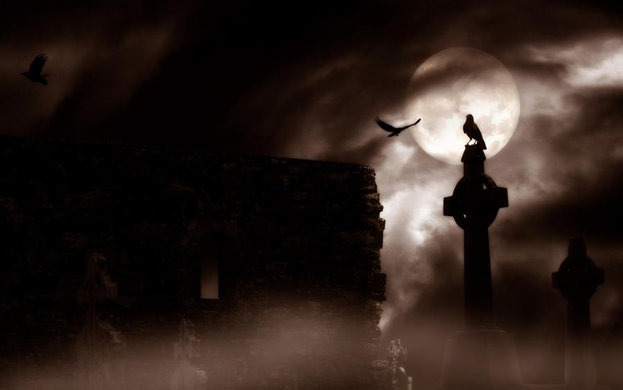 After dark by Frederic-Lievre