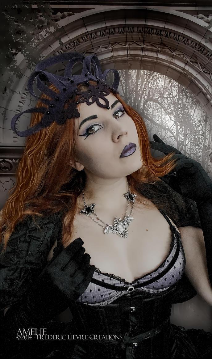 Melanie by Frederic-Lievre