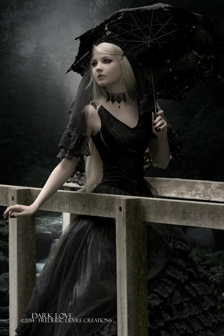 Dark Love by Frederic-Lievre