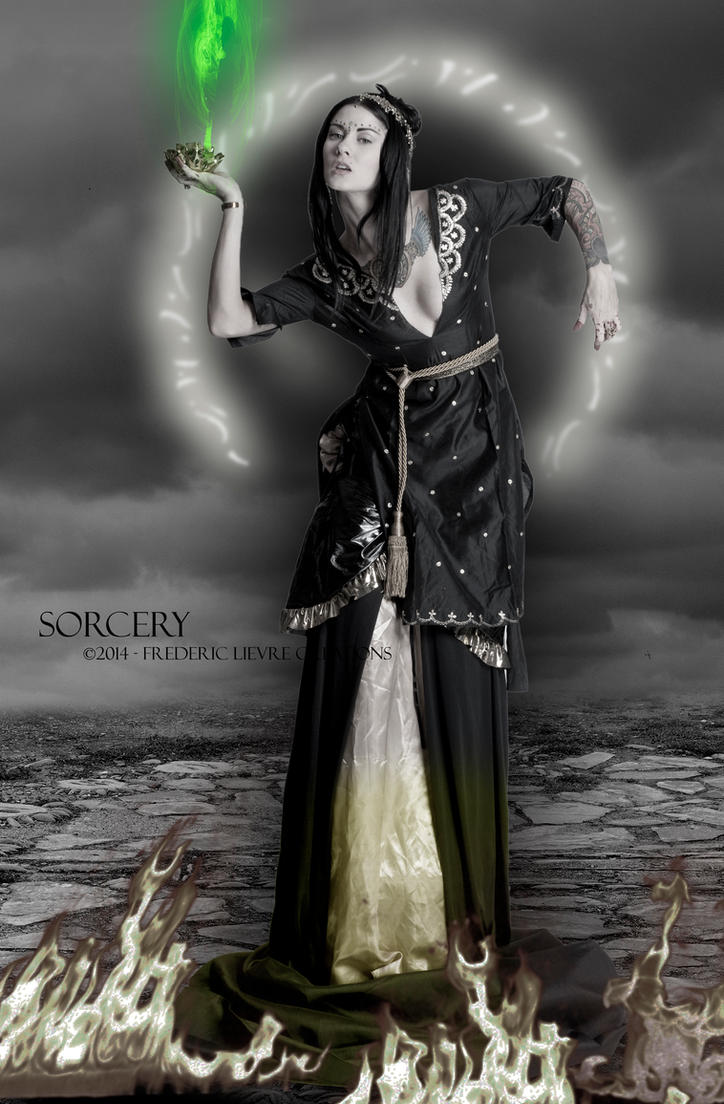 Sorcery by Frederic-Lievre