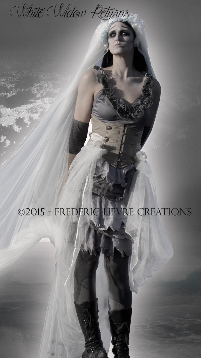 White Widow Returns by Frederic-Lievre