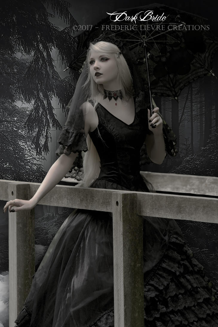 Dark Bride by Frederic-Lievre