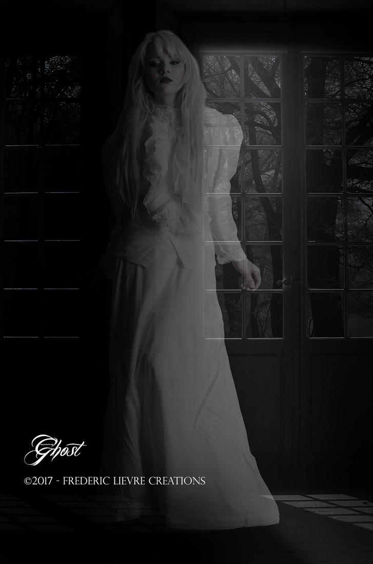 Ghost by Frederic-Lievre
