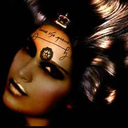 Long may She Reign - Queen Anne Boleyn by Veronica