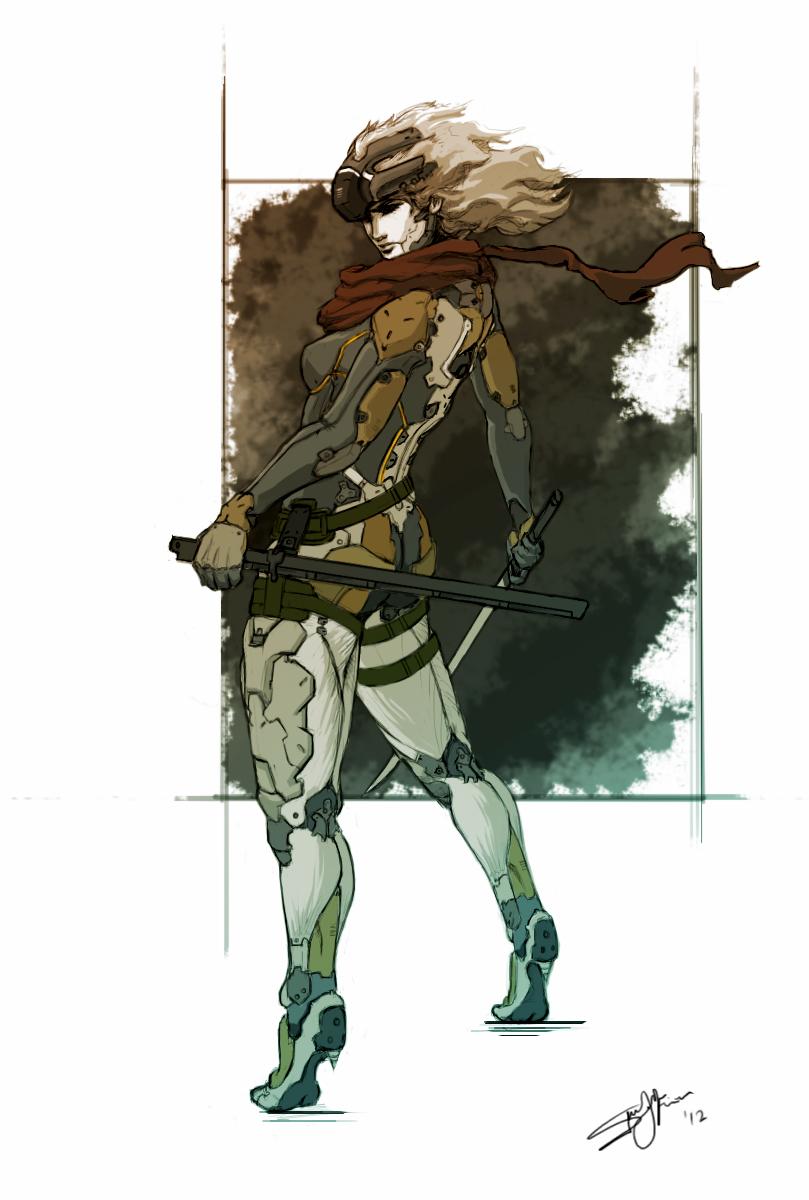 cyborg ninja by STUNNA-K on DeviantArt