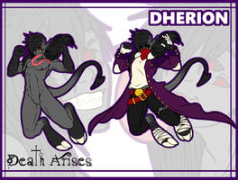 Death Arises - Dherion by Medral