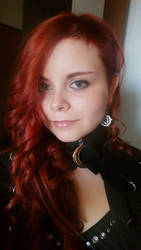 Red Hair by Medral