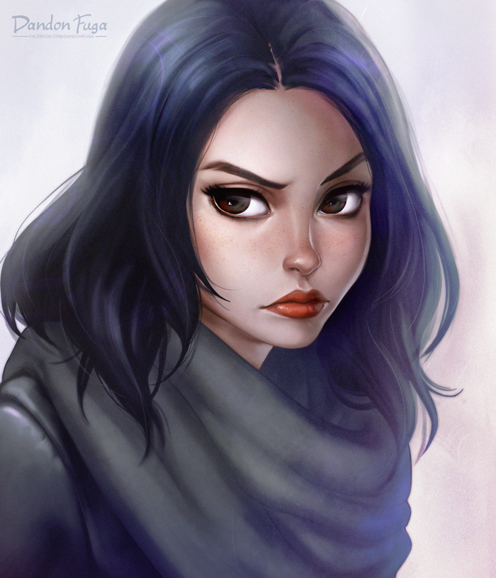 Jessica Jones by dandonfuga