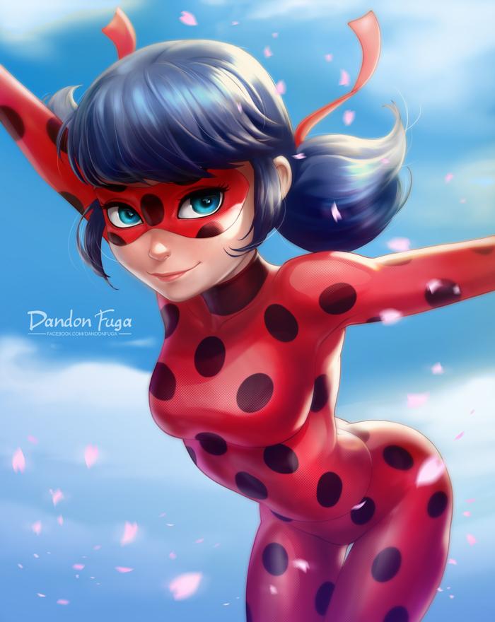 Miracolous Ladybug by dandonfuga