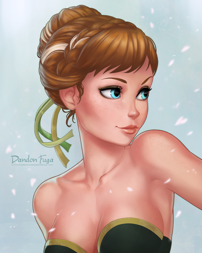 Agree, very disney frozen anna naked