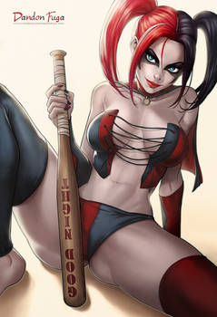 Harley Quinn (Suicide Squad Comic)