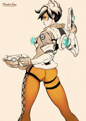 Tracer here!